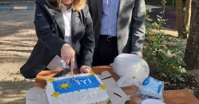 İyi Parti İskilip'te Kuruluşunun 3.yilini kutladı
