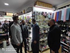 Yeniden Refah Partisi İskilip'te esnaf ziyaretleri yaptı
