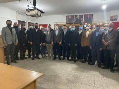 İSKİLİP MHP'DE İSTİŞARE TOPLANTISI