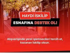 MHP'DEN YEREL ESNAFINA SAHİP ÇIK KAMPANYASI