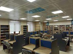 İskilip Mesleki ve Teknik Anadolu lisesi Müdürlüğü okuluna kütüphane kazandırdı