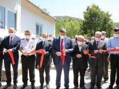 İskilip Doğangir Köyü camii ibadete açıldı