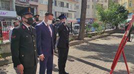 İskilip'te 19 Eylül Gaziler Günü törenle kutlandı